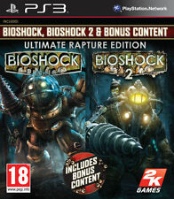 Bioshock Ultimate Rapture Edition Sony Playstation 3