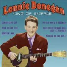Lonnie Donegan King of Skiffle CD 19 Track UK Pulse 2002