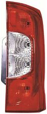 Bipper Fiorino Qubo Nemo Rear Back Tail Light (2 Rear Doors) Right 2008 Onwards