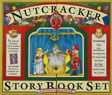 The Nutcracker Story Book Set Advent Calendar (Calendar)