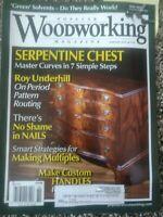 Popular Woodworking Magazine (Feb 2012) #195 - Wood, Tools, Build