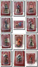 Model Firemen Figures Del Prado , 1/32 scale  7cm tall Part 3 (126- 189)