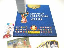 Panini WM 2018 Russia World Cup komplett Set alle 691 Sticker + Hardcoveralbum
