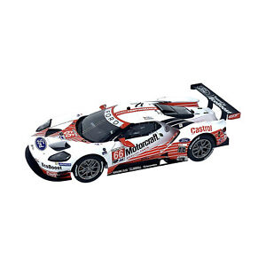 Carrera Digital Ford GT Race Car No. 66 1:32 Scale Slot Car NEW IN STOCK