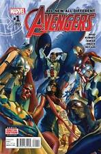 All New All Different Avengers # 1 Alex Ross Cover NM