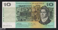 New listing Australia R-303L.(1968) Ten Dollars. Phillips/Randall. Last Prefix Stg. gVf