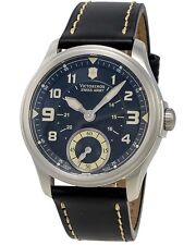 VICTORINOX SWISS ARMY INFANTRY VINTAGE  MANUAL WINDING MEN'S WATCH $1,095