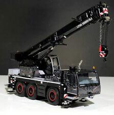 "WSI TRUCK MODELS, LIEBHERR LTM 1050-3.1 CRANE ""BLACK EDITION"""