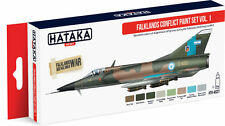 Hataka Falklands Conflict Paint Set vol. 1 # AS27