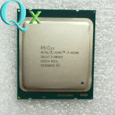 Intel Core i7-4930K  CPU Processor LGA2011 SR1AT 3.4Ghz 6Core 12Thread