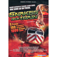 Snakes On A Train  [Dvd Nuovo]