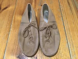 Bloch Jazz Shoes Size 7 1/2 Preowned