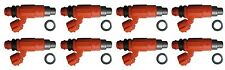 [68V-8A360-00-00] Set of 8 YAMAHA Outboard Fuel Injector with LIFETIME Warranty