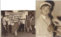 Foto Original Maurice Schalensitz Portraits Promi Schauspieler Komiker