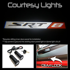 Lumenz LED Logo Courtesy Lights Ghots Shadow for SRT8 100553