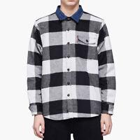 Levi's Skateboarding Wool Blended Quitled Mason Jacket Size L