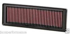 KN AIR FILTER (33-2931) REPLACEMENT HIGH FLOW FILTRATION