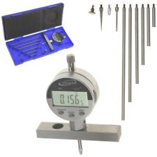 "Depth Gauge Digital Indicator 22""/0.0005"" Wide Base Inch/MM/Fractions iGaging"