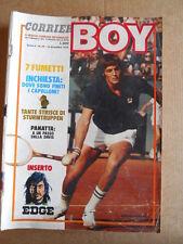 CORRIERE BOY n°50 1976 Sturmtruppen con Trailer del Film  - RARISSIMO!!  [G534B]