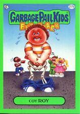 Garbage Pail Kids Flashback Series 3 Green Parallel Base Card 27b Coy ROY