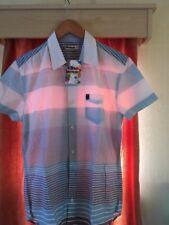 Desigual Men Short Sleeve Summer Shirt M
