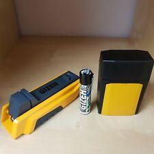 Gizeh Vario Stopfer Stopfmaschine + 1 Gizeh Zigarettenbox + Clipperfeuerzeug
