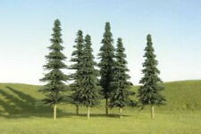 "Bachmann 32158 Ho Spruce Trees 5-6"" (Pack of 24) New In Package"