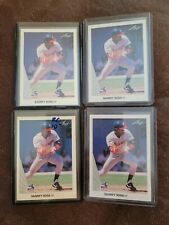 1990 Leaf Sammy Sosa RC #220 - Chicago Cubs & White Sox Lot of 4