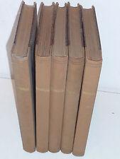 5 livres anciens VINGT SIX 26 BIOGRAPHIES les CONTEMPORAINS maison bonne presse