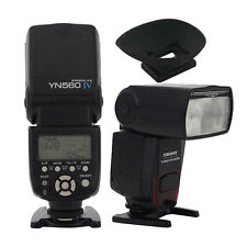 Yongnuo YN-560 IV Flash Speedlight for Canon EOS 350D 5D Mark III Camera