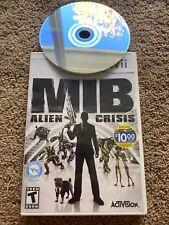 Men in Black: Alien Crisis (Nintendo Wii, 2012)