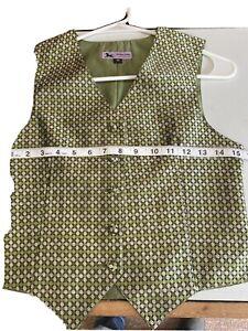 Saddleseat Vest New Purple or Black Sequin  ChildGirls Size 4 or 6
