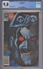 Lobo #1 Newsstand - CGC 9.8 NM/MT (DC, 1990) The Main Man - Krypton TV Show