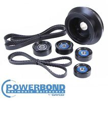POWERBOND 25% UNDERDRIVE POWER PULLEY KIT HSV LS3 6.2L V8 FROM 09/2010