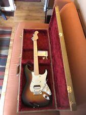 Fender 2006 60th Anniversary American Deluxe Stratocaster HSS Sunburst