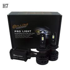 80W 19200lm 2 Sides CSP LED Headlight Kits H7 High Low Beam 6000K Bulbs White SZ