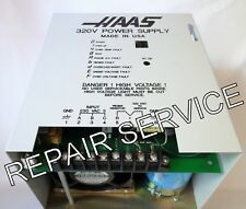 REPAIR SERVICE- HAAS 69-2000, 320V, 5HP POWER SUPPLY
