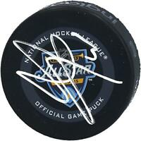 Seth Jones Columbus Blue Jackets Signed 2020 All-Star Game Official Game Puck