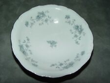 "4 Johann Haviland Bavaria German Blue Garland 5"" Barrie Fruit Dessert Bowls"