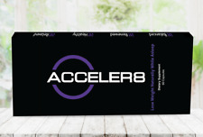Acceler8 By BEpic DOUBLE Pack  100% Authenticity Guarantee (B-Epic)