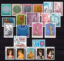 Luxembourg jaar/ann 1979 MNH Yv = 26,70 Euro vo1061