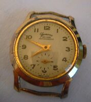 Vintage Genova De Luxe AntiMagnetic Swiss Made Watch
