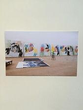 Georg Baselitz. Private View Tarjeta de invitación, Gagosian Gallery, Londres, 2014