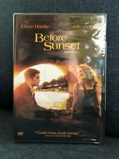 Before Sunset (Dvd, 2004, Widescreen) New - Sealed