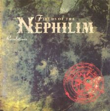 FIELDS OF THE NEPHILIM Revelations - CD