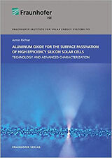 Aluminum Oxide for the Surface Passivation of High Efficiency Silicon Solar Cell