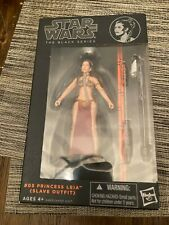 2013 Hasbro Star Wars Black Series - 05 Princess Leia (Slave Outfit) - sealed