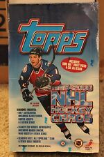 1999-2000 Topps Hockey Hobby Box - 36 packs - factory sealed - very rare