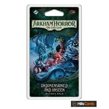 Undimensioned And Unseen Mythos Pack Expansion Arkham Horror Card Game LCG AHC06