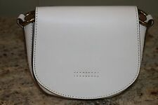 Frye Harness Saddle Bag Crossbody -White (MRSP $298 - NWT)